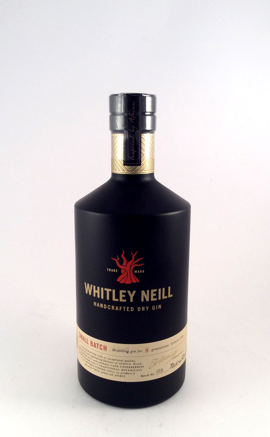 Whitley Neill Handcrafted Dry Gin - Wineseeker