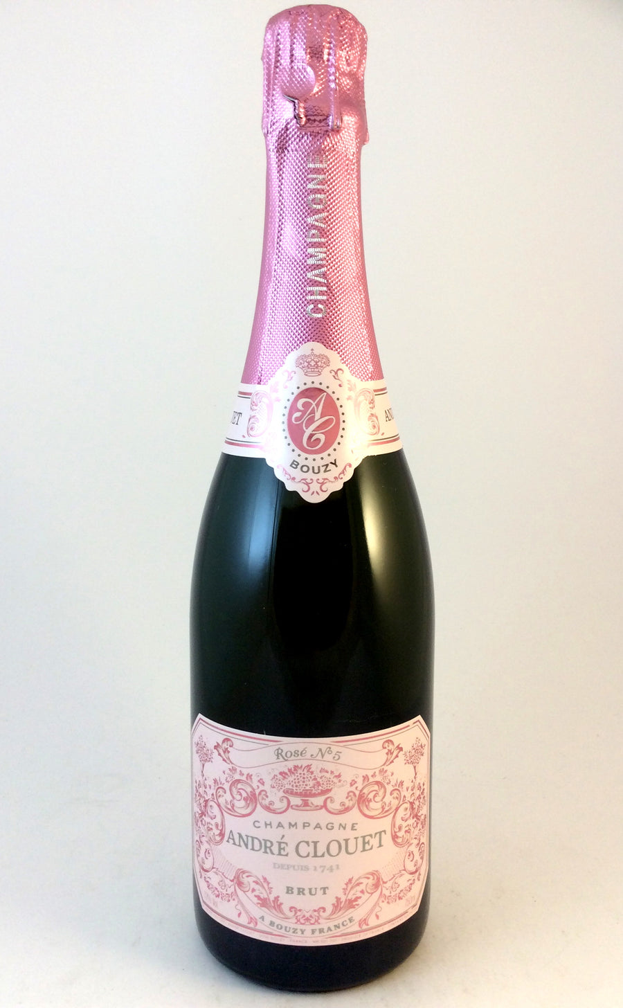 Andre Clouet Brut Rose No 5 Champagne