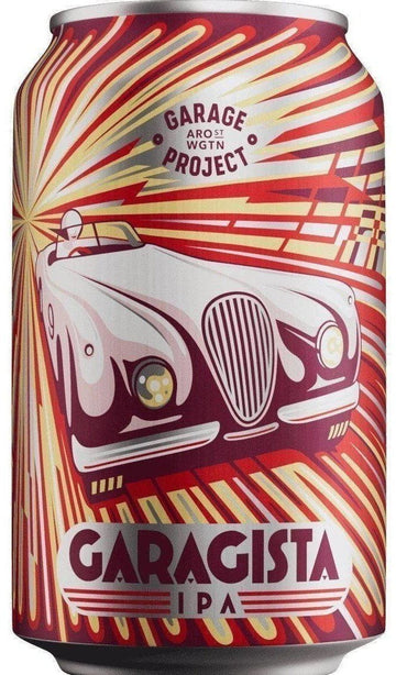 Garage Project Garagista IPA - Wineseeker
