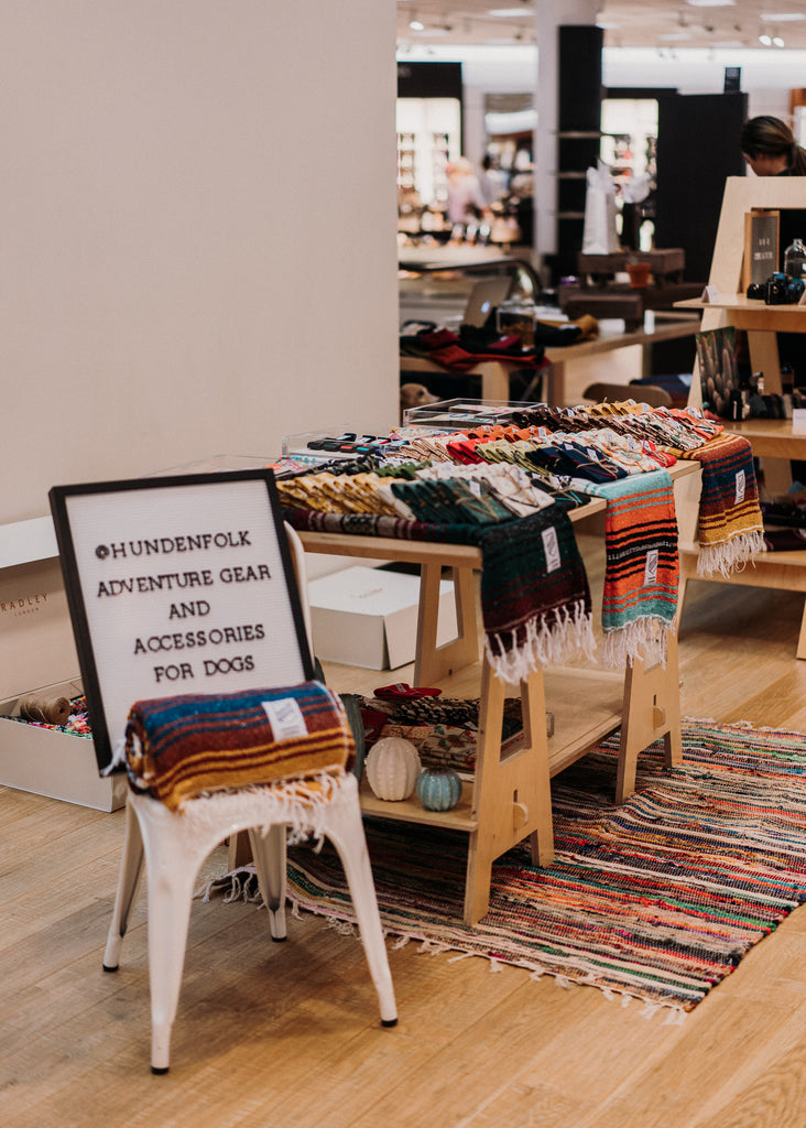 Pop-Ups: How we got into the BEST retailer to sell our stuff and were invited back.