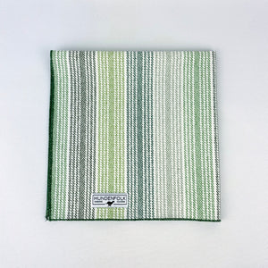 Holiday Green Dog Bandana