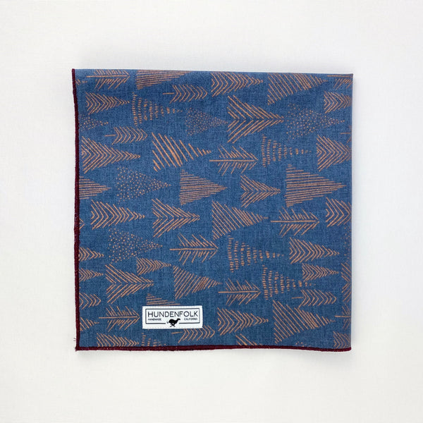 Copper Tree Dog Bandana