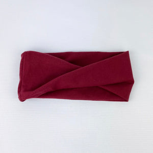Ruby Red Dog Scarf