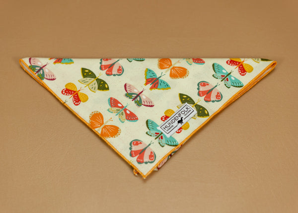 Butterfly Dog Bandana