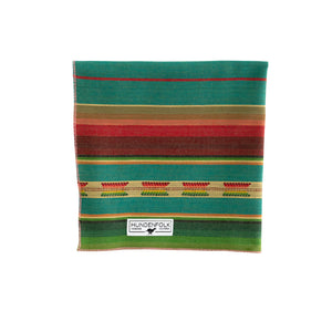 Serape Stripe Dog Bandana