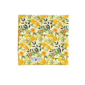 Orange Orchard Dog Bandana