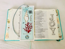 Spiral Shell Velvet Book Mark