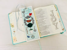 Topiary & Butterfly Book Mark