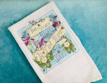 Inspirational Flour Sack Towels