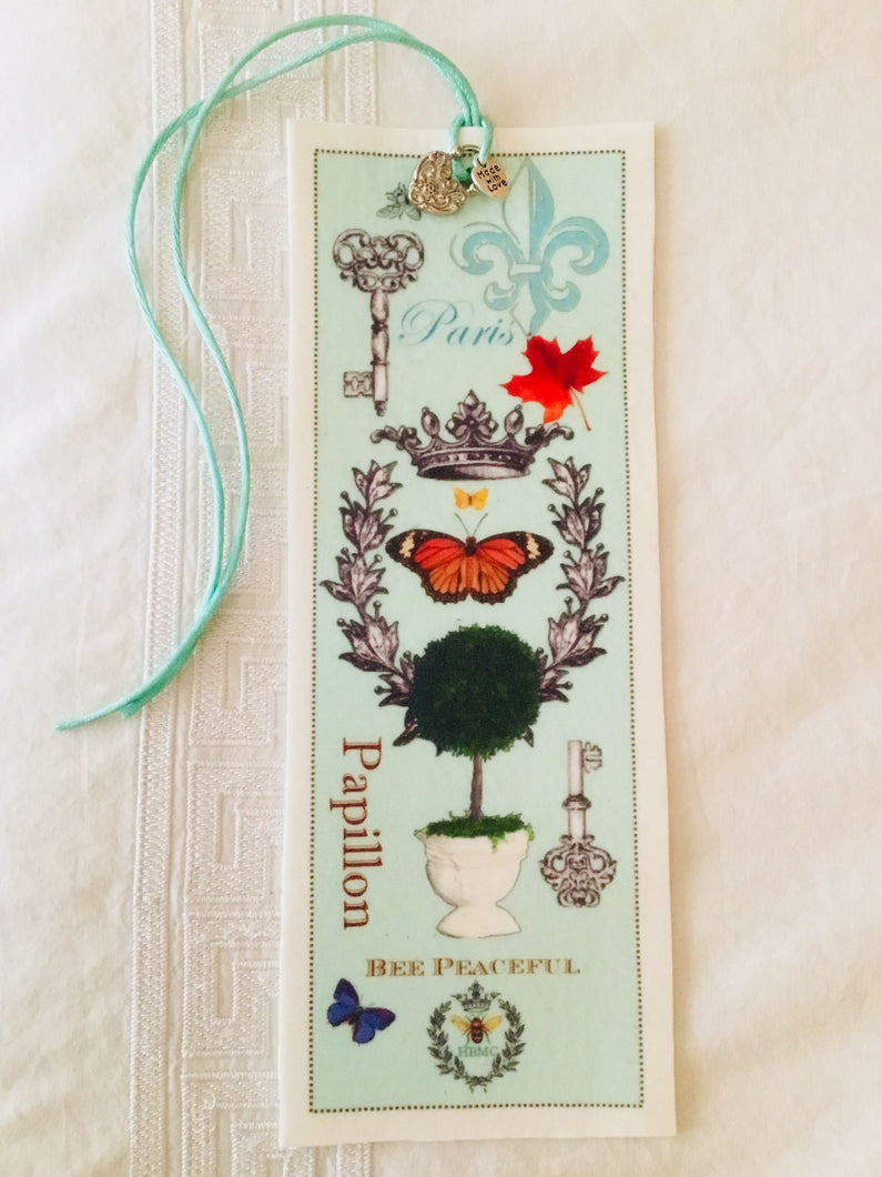Botanical Book Mark V.