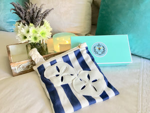 Bees Knee's Navy Clutch