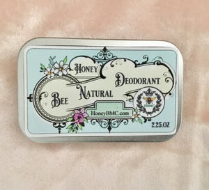 Honey Bee Natural Deodorant
