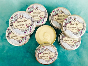 Honey Bee Gardner's Hand Cream