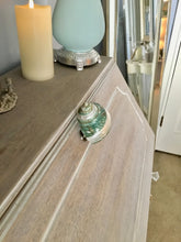 Green Turbo Shell Drawer Pull
