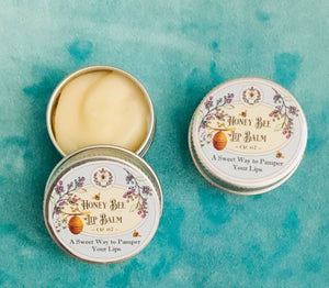 Honey Bee Lip Balm