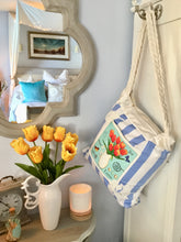 Orange Tulip Travel Tote