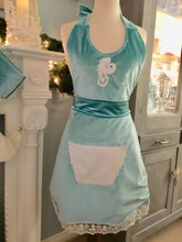 Honey Bee Velvet Apron's