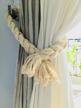 Farm House Rope Tie Backs