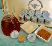 Honey Bee Sugar Lip Scrub