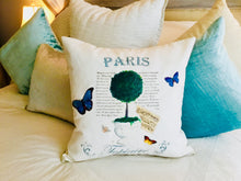 Topiary III. Pillow