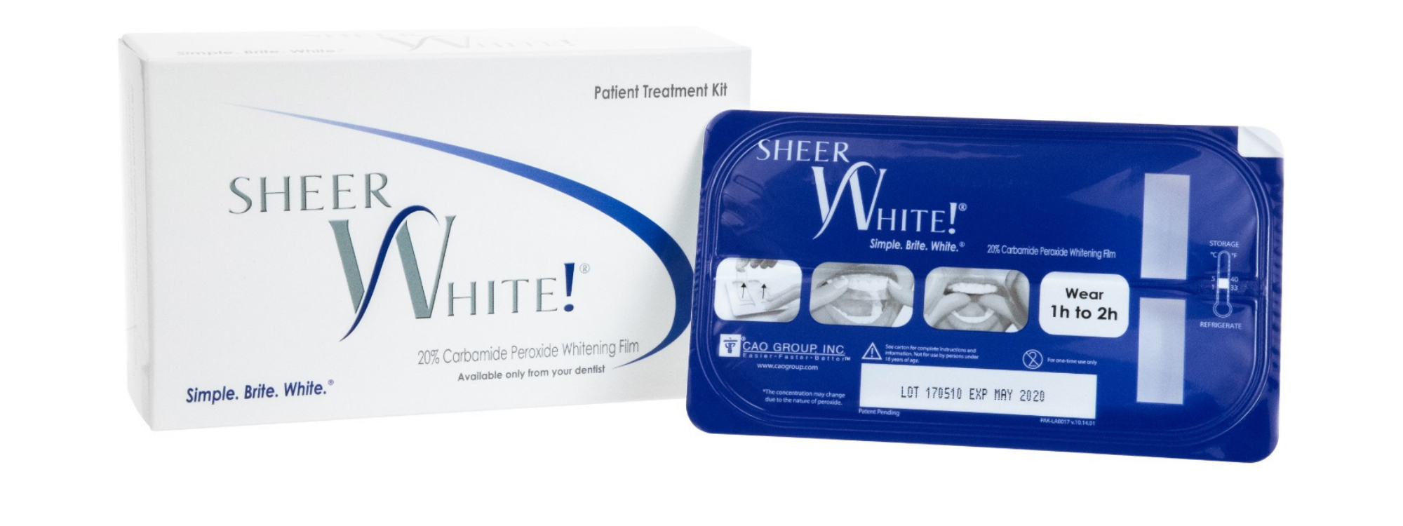 whitening strips promo