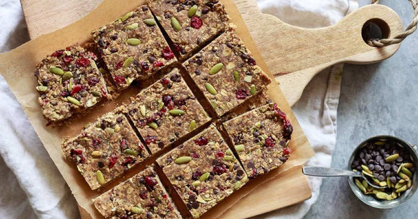 Super food energy bars