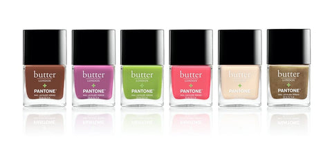 Butter fingernail polish