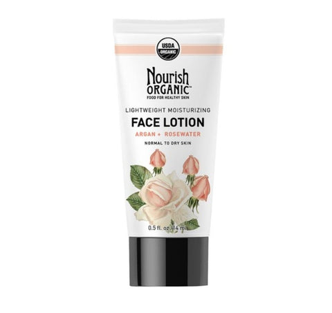 Nourish face lotion