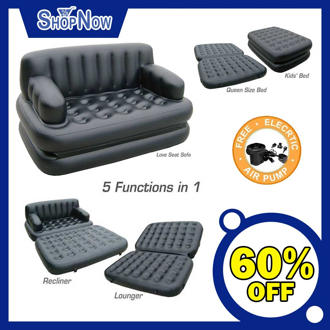 Portable 5 In 1 Sofa Bed Free Shipping Shop Now Inc