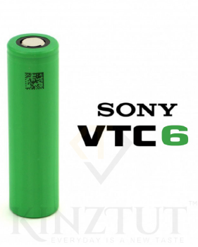 VTC6 18650 3000mAh | 15A Battery by Sony