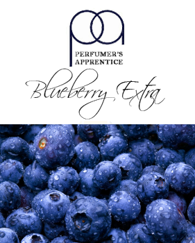Blueberry Extra Flavor - TPA/TFA