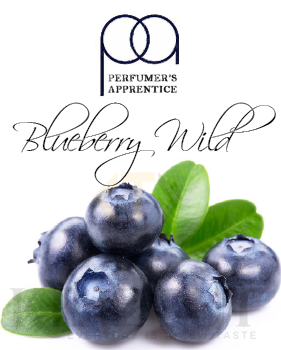 Blueberry Wild Flavor - TPA/TFA