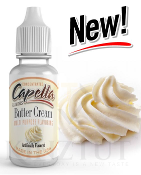 Buttter Cream Flavor - CAP