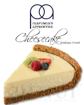 Cheesecake Graham Crust Flavor - TPA/TFA