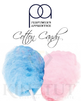 Cotton Candy (Circus) Flavor - TPA/TFA