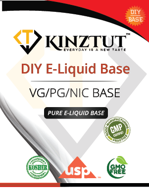 DIY E-Liquid Base USP Grade - Premixed