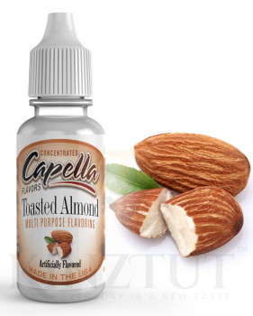 Toasted Almond Flavor - CAP