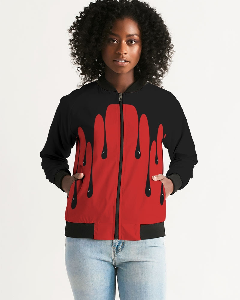 Tainted Heart Women's Bomber Jacket