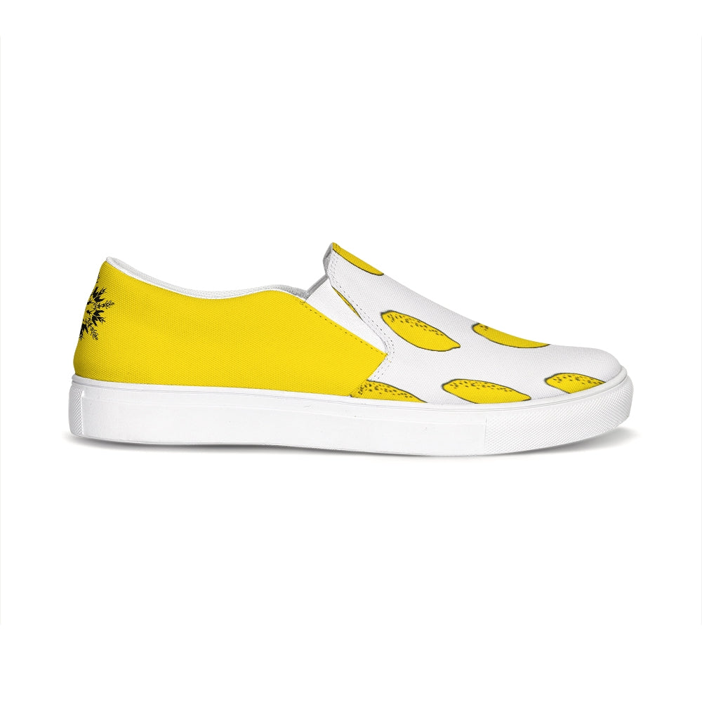 Limonada Slip-On Canvas Shoe