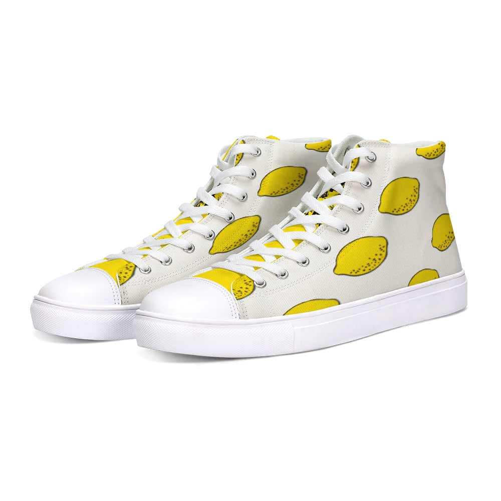 Limonada Hightop Canvas Shoe