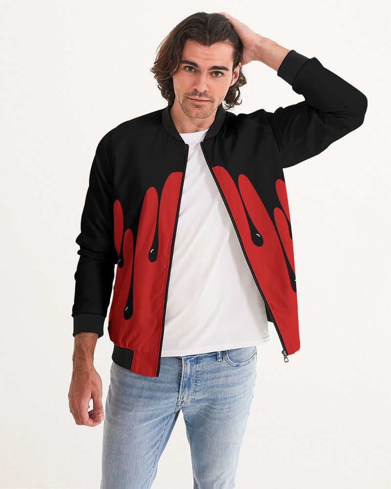 Tainted Heart Men's Bomber Jacket