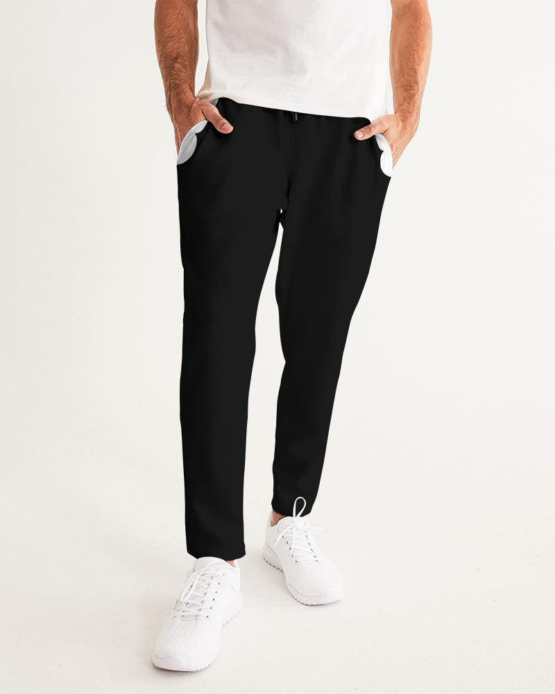 Black Butterfly Joggers