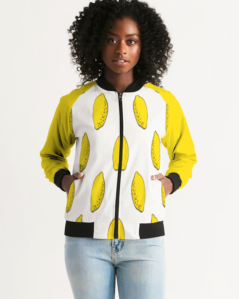 Limonada Women's Bomber Jacket