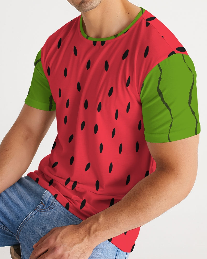 Water/Melon Men's Tee