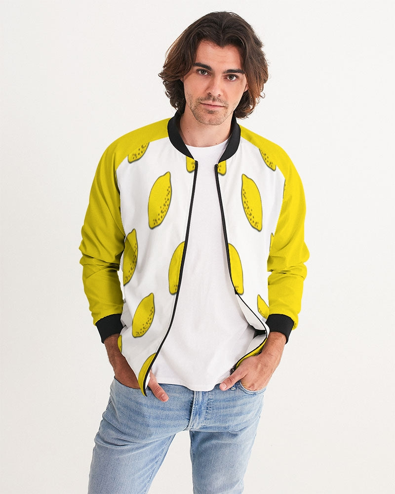 Limonada Men's Bomber Jacket