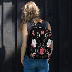 PinkRose Backpack