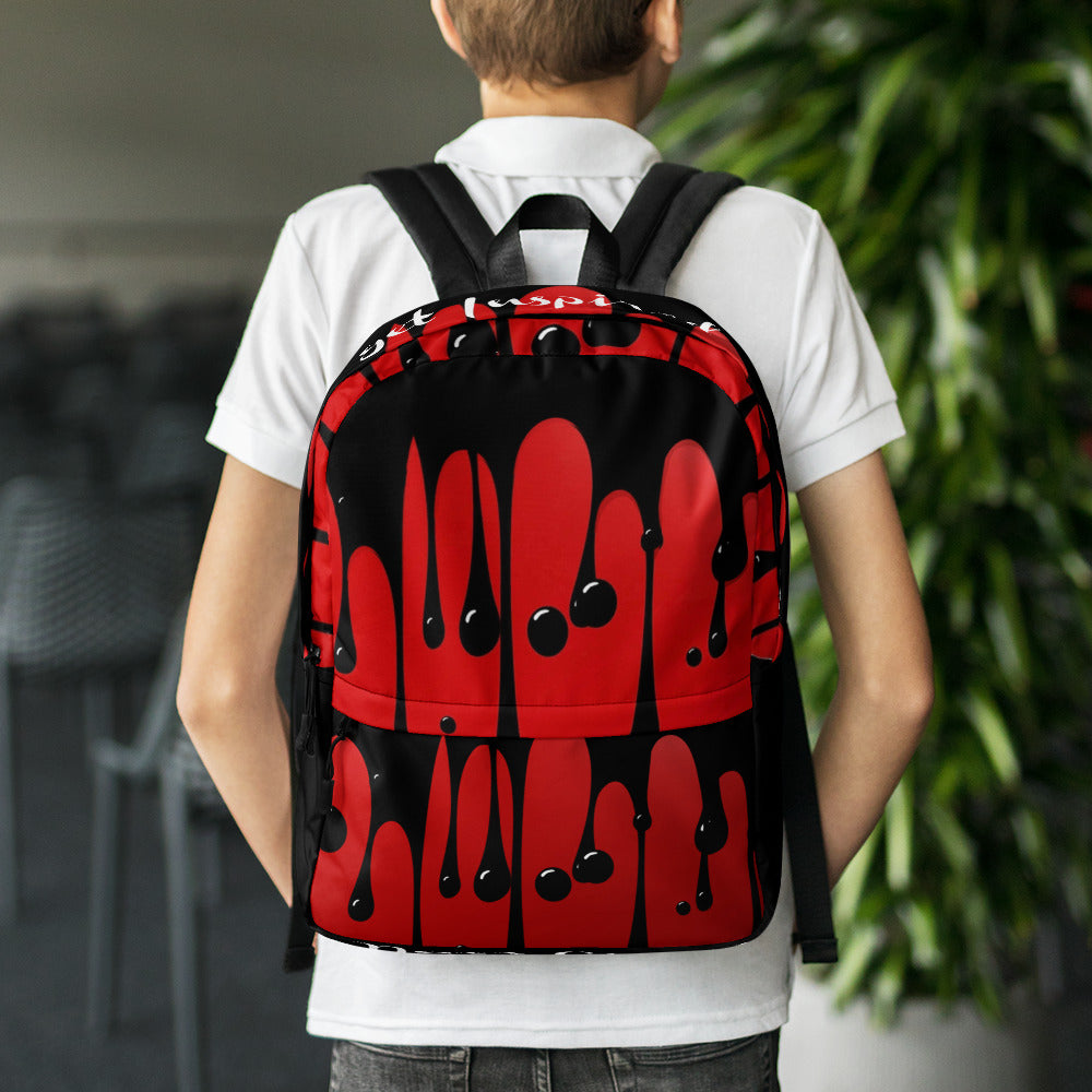 Tainted Heart Backpack