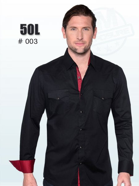 Stretch Solid Western