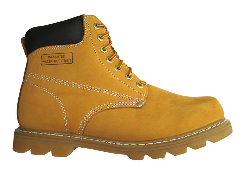 La Vega Steel Toe Work Boots