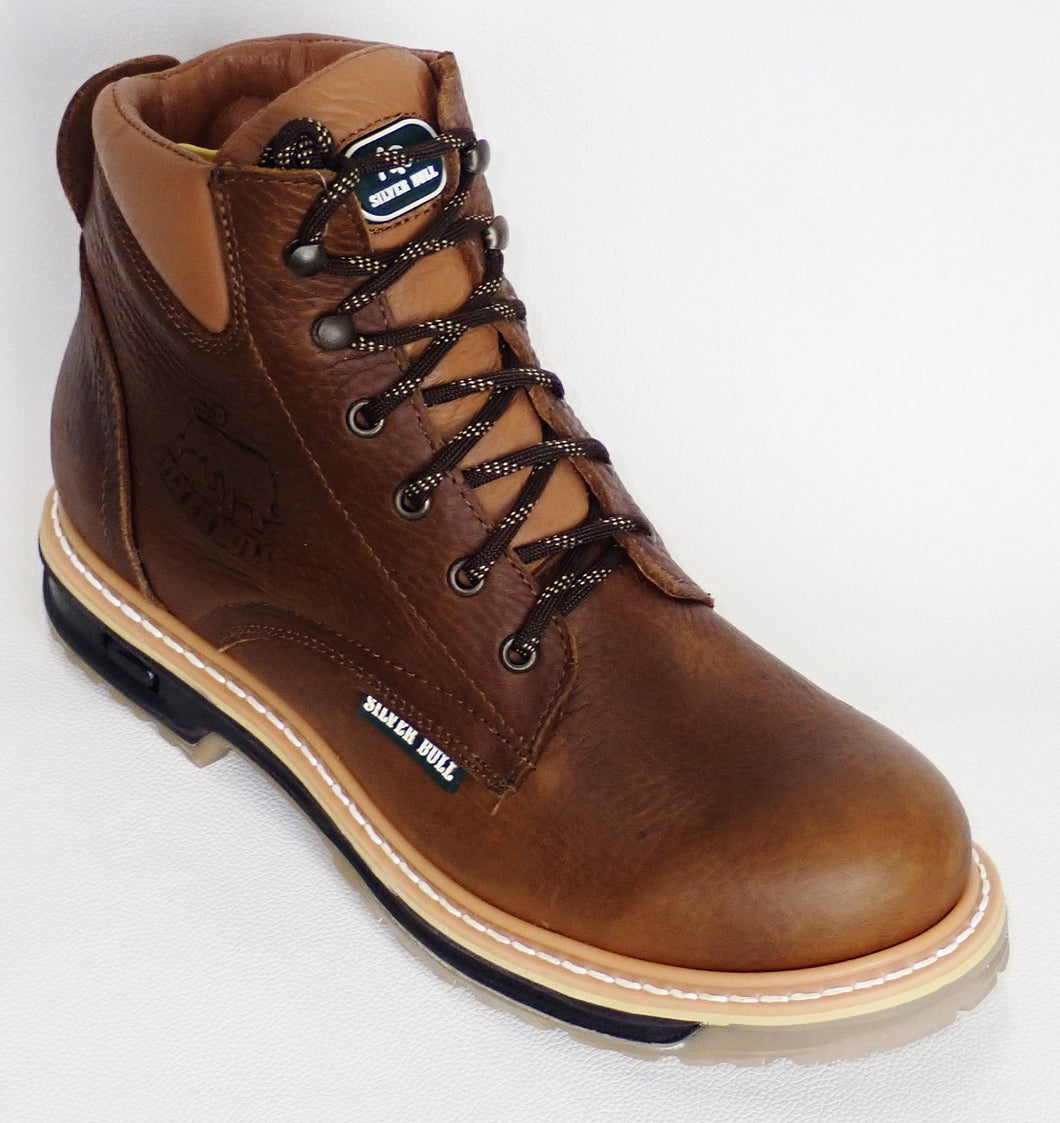 Silver Bull Safety Work Boot